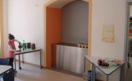 Rollladen Küche